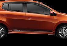 Mobil Astra Daihatsu Ayla Baru yang Dinamis Dan Sporty