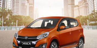 Fitur Kenyamanan Pada Mobil Astra Daihatsu Ayla Baru
