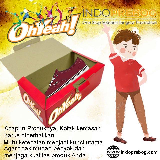 Vendor Box Packaging Custom Di Jakarta Barat